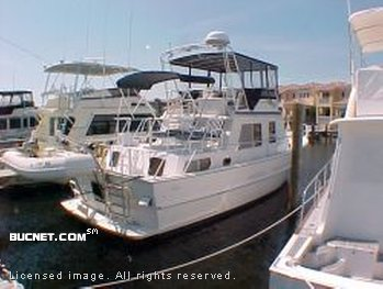 RICKER YACHT for sale picture - Trawler w/Trunk Cabin
