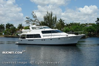 PACIFIC MARINER for sale picture - Motor Yacht w/Pilothouse