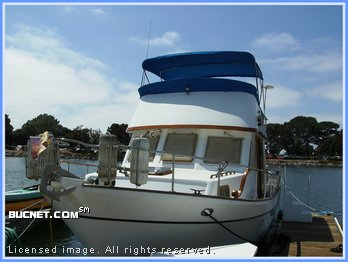 BESTWAY INDUSTRIES for sale picture - Trawler Motor Yacht