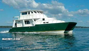 POWER CAT BOAT for sale picture - Motor Yacht
