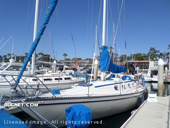 LANCER YACHT for sale picture - Sail,Cruising-Aft Ckpt