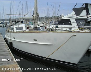 KANTER YACHT for sale picture - Sail,Cruising-Aft Ckpt