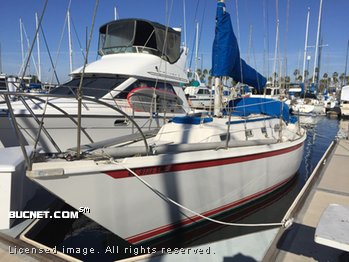 ERICSON YACHT for sale picture - Sail,Cruising-Aft Ckpt