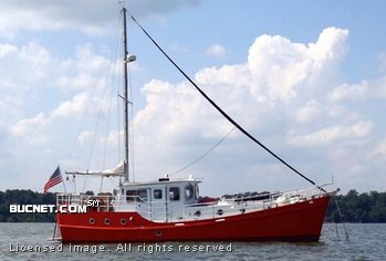 DIESEL DUCK for sale picture - Trawler Motor Yacht