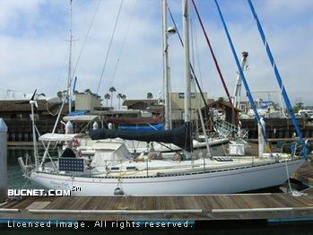 TARTAN YACHT for sale picture - Sail,Racer/Cruiser-Aft Ckpt