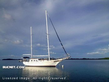 MARINE TRADING INTERNATIONAL for sale picture - Sail,Cruising-Dckhs-Aft Ckpt
