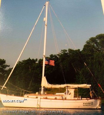 RAFIKI for sale picture - Sail,Cruising-Aft Ckpt