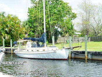 CAPE GEORGE MARINE WORKS for sale picture - Sail,Cruising-Aft Ckpt