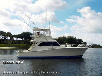 POST MARINE for sale picture - Sedan Sport Fisherman