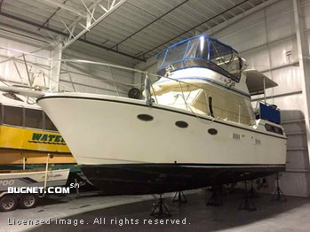 CHAUSON FRP for sale picture - Motor Yacht