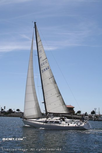 PACIFIC for sale picture - Sail,Racer/Cruiser-Aft Ckpt