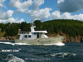 CUSTOM BUILT for sale picture - Trawler Motor Yacht