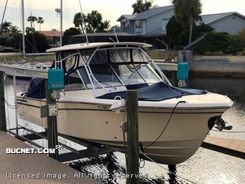 GRADY-WHITE for sale picture - Bowrider
