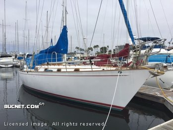 DOUG PETERSON for sale picture - Sail,Cruising-Ctr Ckpt