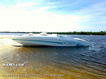 BAJA MARINE for sale picture - Racing Runabout