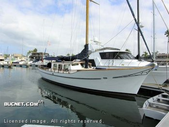 KETTENBURG MARINE for sale picture - Sail,Cruising-Aft Ckpt