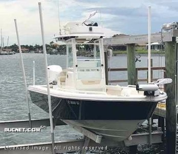 EVERGLADES for sale picture - Center Console Fisherman