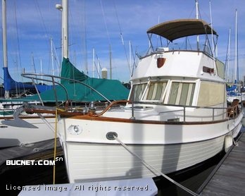 GRAND BANKS YACHT for sale picture - Cruiser