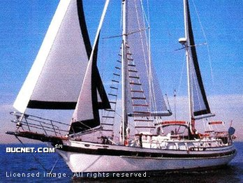 TA CHIAO BROS YACHT BLDG for sale picture - Sail,Cruising-Aft Ckpt