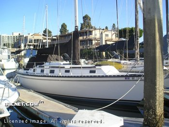 ENDEAVOUR YACHT for sale picture - Sail,Cruising-Aft Ckpt
