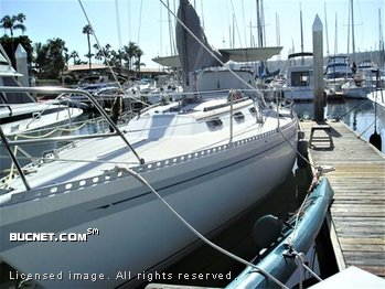 ISLANDER YACHT for sale picture - Sail,Racer/Cruiser-Aft Ckpt