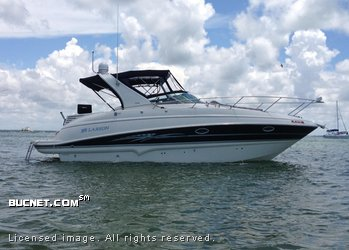 LARSON for sale picture - Cabin Cruiser