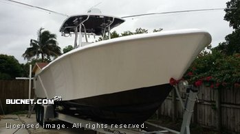 CONTENDER for sale picture - Center Console Fisherman