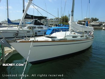 WAUQUIEZ INTERNATIONAL for sale picture - Sail,Cruising-Aft Ckpt