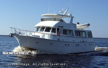 HATTERAS YACHT for sale picture - LRC Motor Yacht w/Cockpit
