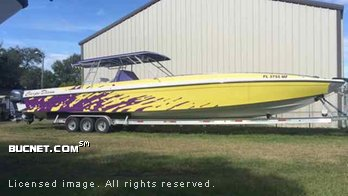 CUSTOM BUILT for sale picture - Center Console Fisherman