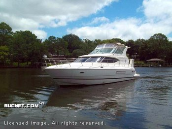 CRUISERS YACHT for sale picture - Motor Yacht w/Cockpit