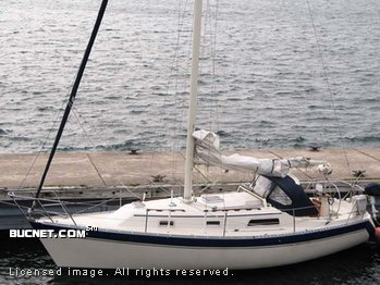 IRWIN YACHTS INTERNATIONAL for sale picture - Sail,Racer/Cruiser-Aft Ckpt