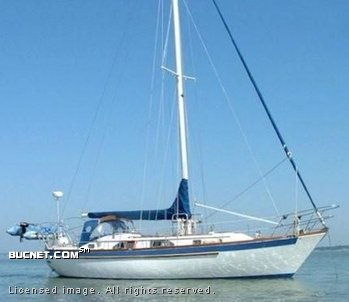 CRUISING YACHTS INT'L for sale picture - Sail,Cruising-Aft Ckpt