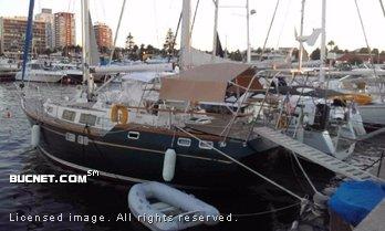 NAUTOR AB for sale picture - Motorsailer-Plths-Aft Ckpt