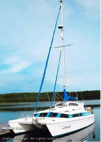 PROUT INTERNATIONAL for sale picture - Sail,Cruising-Aft Ckpt