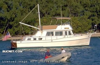 GRAND BANKS YACHT for sale picture - Double Cabin Motor Yacht