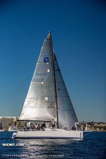 CARROLL MARINE for sale picture - Sail,Racer Only-Aft Ckpt