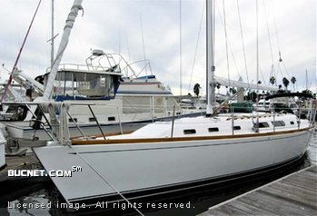 SABRE for sale picture - Sail,Cruising-Aft Ckpt