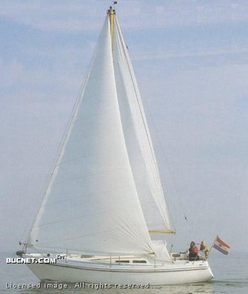 CONTEST YACHT for sale picture - Sail,Cruising-Aft Ckpt