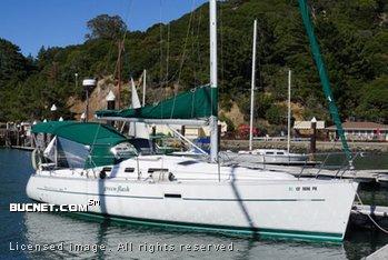 BENETEAU YACHT for sale picture - Sail,Cruising-Aft Ckpt