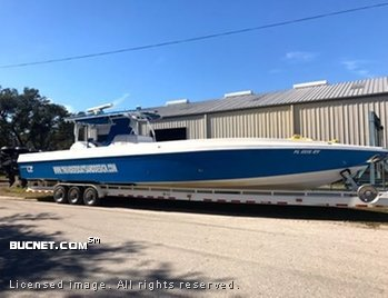 FOUNTAIN POWERBOATS for sale picture - Racing Runabout