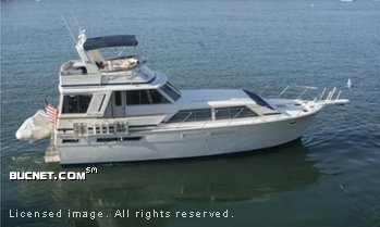 CHRIS CRAFT for sale picture - Motor Yacht