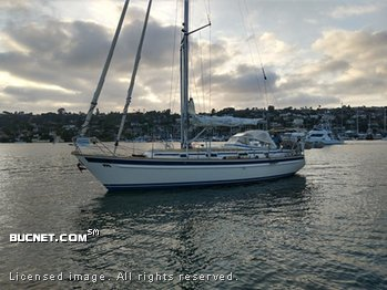 MALO YACHTS A B for sale picture - Sail,Cruising-Aft Ckpt