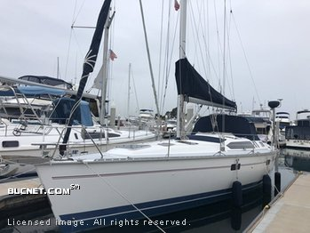 MARLOW-HUNTER LLC for sale picture - Sail,Cruising-Aft Ckpt