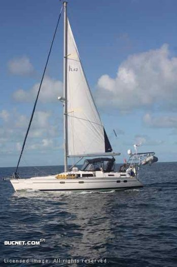 MARLOW-HUNTER LLC for sale picture - Sail,Cruising-Ctr Ckpt
