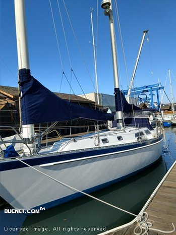 FREEDOM YACHT for sale picture - Sail,Cruising-Aft Ckpt