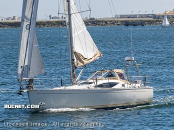 PACIFIC SEACRAFT for sale picture - Sail,Racer/Cruiser-Aft Ckpt