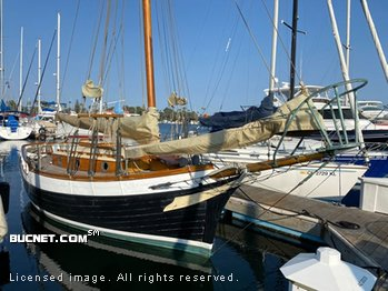 CUSTOM BUILT for sale picture - Sail,Cruising-Aft Ckpt